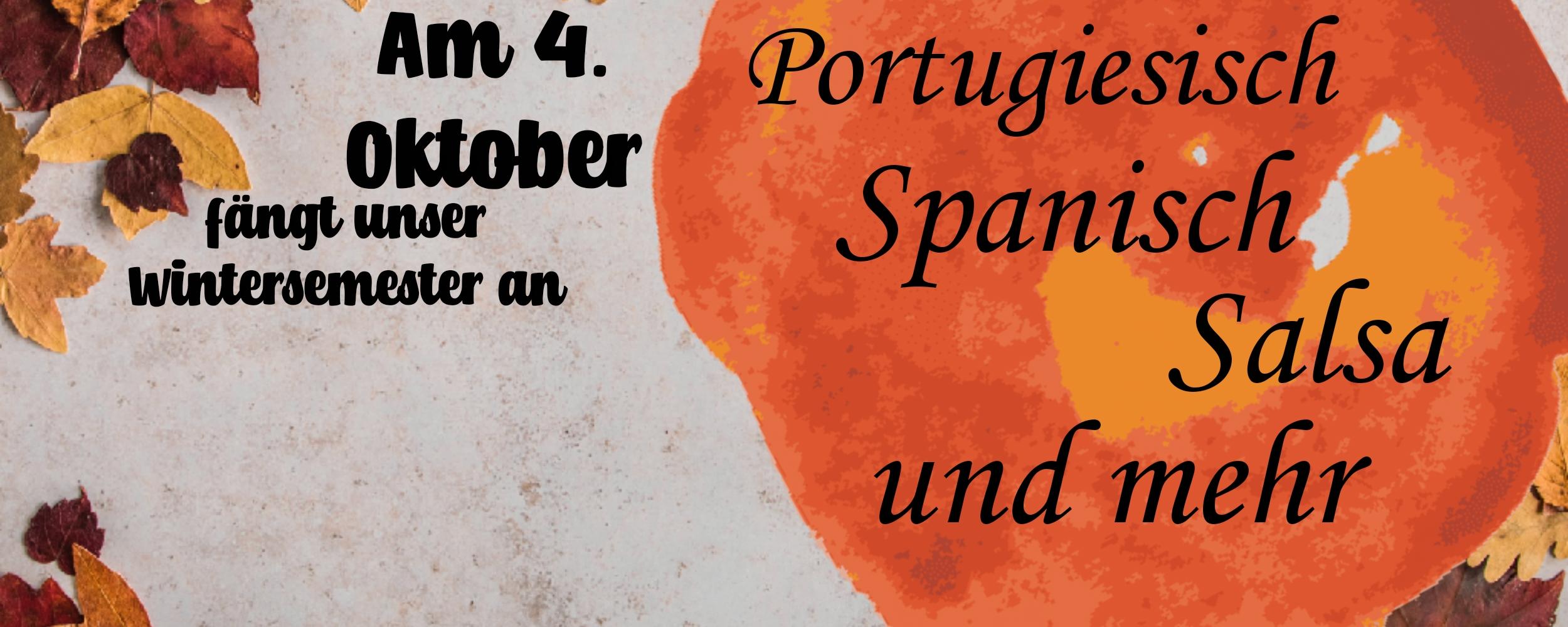 Lust eine neue Sprache zu lernen? Dann komm zum IAI und nimm bei unseren Spanisch und Portugiesisch Kursen teil! Alle unsere SprachenlehrerInnen sind native speaker